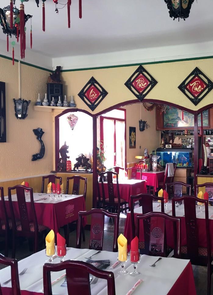 restaurant vietnamien à Berre-l'Étang